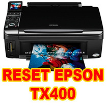 Reset Impressora Epson Tx400 ( Destravar )