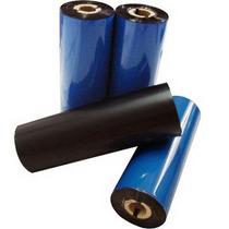 Ribbon De Cera 110*74m P/ Impressoras Zebra Tlp 2844 / Argox