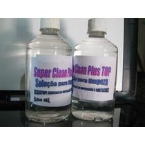 500ml Solução De Limpeza Clean Desentupidor De Cartuchos