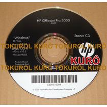 Cd De Instalação Impressora Hp Officejet Pro 8000 (xv)