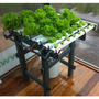 Kit Caseiro Para Hidroponia Nft Pronto Para Usar 20 Plantas