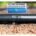 Mangueira De Irrigação Por Gotejamento 100 M + 4 Conexões