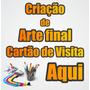 Arte Final Cartão De Visita Criar Panfleto Banner Folder