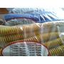 Espirais Pvc Para Encadernação Colorido 23 Mm Pct.60 Un