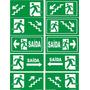 Placas De Sinalização - Promoção!!!