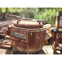 Forno Cadinho Fundição De Aluminio Cobre Bronze - Cód 895