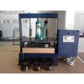 Maquina De Fazer Chinelo Facas Fresador C.tiras Frete Grátis