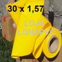 Lona Amarela Pvc Tatame 30 X 1,57m Ringue Academia Proteção