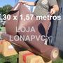 Lona Marrom De Pvc Tatame 30x1,57mt Ringue Academia Proteção