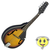 Bandolim Stagg M20 Bluegrass Mandolin - Oferta Kadu Som