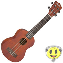 Ukulele Soprano Shelby By Eagle Su21 Natural Fosco Oferta