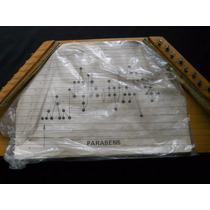 Harpa Citara Vital - Com Guias De Musicas