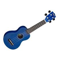 Ritmus : Mahalo U30g : Ukulele Soprano Cordas De Nylon Azul