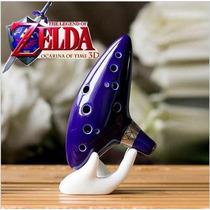Ocarine Of Time 12 Buracos - Legend Of Zelda Frete Grátis!!!