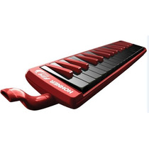 Escaleta Fire Melodica Red-black - Hohner