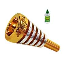 Bocal Jc Custom Trombone Canal 5gs Oleo Weril Brinde
