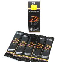 Palheta Sax Tenor N° 4 Vandoren Zz Jazz Sr424 Cx 5 Und.