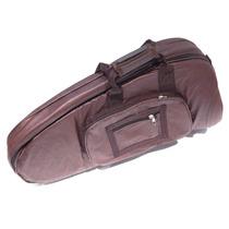 Capa Bag Para Bombardino Couro Ecológico