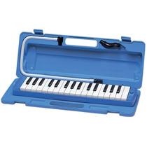 Escaleta Yamaha P32d Pianica 32 Teclas C/ Estojo Azul, 03939