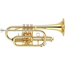 Corneta Yamaha Ycr2310ii - Loja Bolero Music - Nf E Garantia