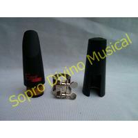 Boquilha Completa Para Clarinete Bari Esprit Usa