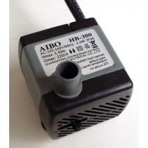 Bombinha De Agua Motor Submersa P/ Fontes Aibo Mod Hb - 300