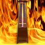 Aquecedor De Ambiente A Gás Poderosíssimo De 18000 Btus Inox