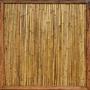 Painel De Bambu 1m X 1m. Muro, Forro.cx5pç