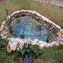 Lona 7x4 M Para Lago Artificial Ornamental Manta Pppe Cz/pr