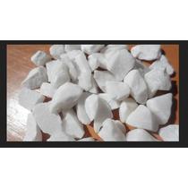 Pedrisco Branco - Forrações De Jardim E Canteiro -saco 40 Kg