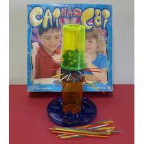 Jogo Cai-não-cai Estrela - Brinquedo Antigo