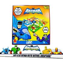 Jogo Ludo Batman - Algazarra