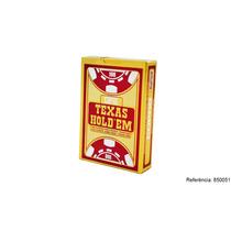 Baralho Poker Copag Texas Hold