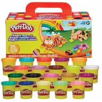 Massinha Para Modelar Play-doh 20 Cores