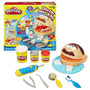 Massinha Play-doh Kit Brincando De Dentista - Hasbro