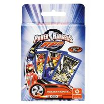 Jogo Rouba-monte Do Power Rangers - R P M - Copag (a1)
