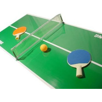 Jogo Mini Ping Pong Tennis De Mesa Nh003