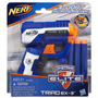 Lançador Nerf N-strike Elite - Triad Ex-3 - Hasbro