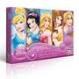 Quebra Cabeça Princesas 300 Peças - Toyster