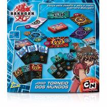 Jogo Torneio Dos Mundos Bakugan Toyster