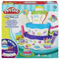 Play-doh Fabrica De Bolos!!!