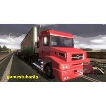 Jogo De Caminhão Mapa Do Brasil Euro Truck Simulator 2 Pc