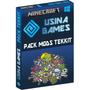 Minecraft Pacote Mods Tekkit +brinde- Único Do Mercado Livre