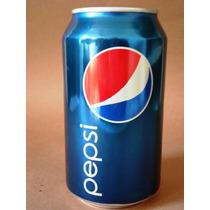 2733 Lata De Pepsi Cola Americana, Verão 2009 Vazia