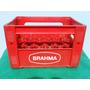 Antigo Engradado De Plástico Da Brahma - Refrigerante