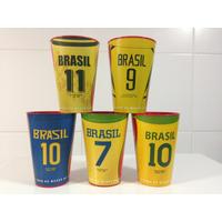 Coleção Copos Brahma Conquistas Brasileiras - Leia O Anúncio