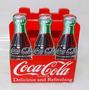 Porta-guardanapo Da Coca-cola Madeira Finíssimo