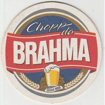 Bolacha De Chopp, Cerveja - Brahma - N