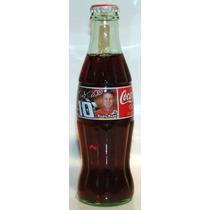 Garrafa Coleção Nascar Coca-cola Ricky Rudd Carro 10
