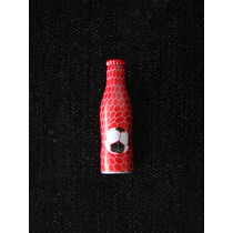 Minigarrafinha Da Galera - Coca-cola - Modelo: Bola / Gol